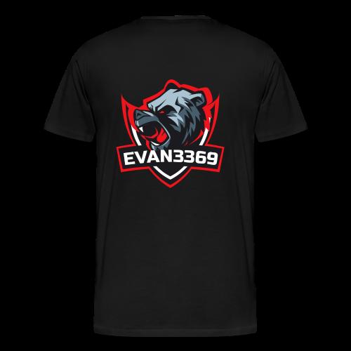 Evan 3369 Grizzly Logo GF Sweat - T-shirt Premium Homme