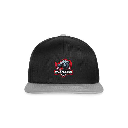 Evan 3369 Grizzly Logo GF Sweat - Casquette snapback