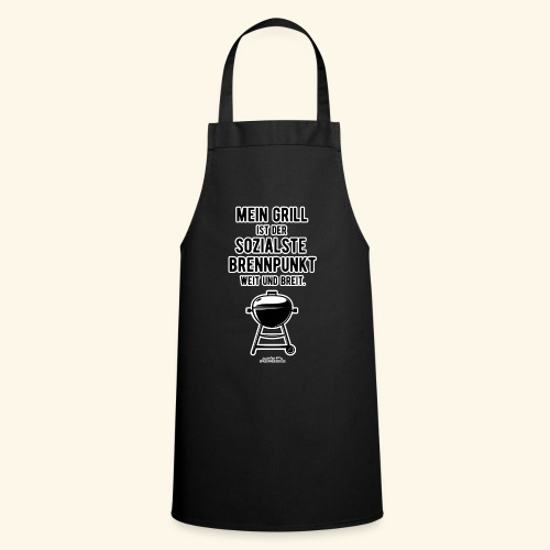 Grillshirt Mein Grill - Kochschürze