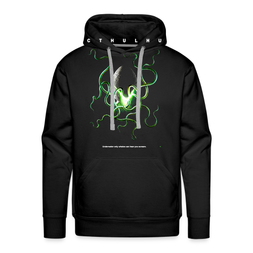 Cthulhu the 8th tentacle - Sweat-shirt à capuche Premium pour hommes