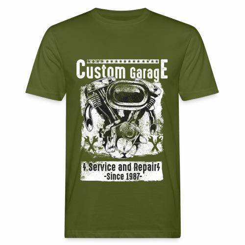 Custom-Motorcycle-Garage