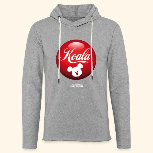 Koala T-Shirts - Leichtes Kapuzensweatshirt Unisex