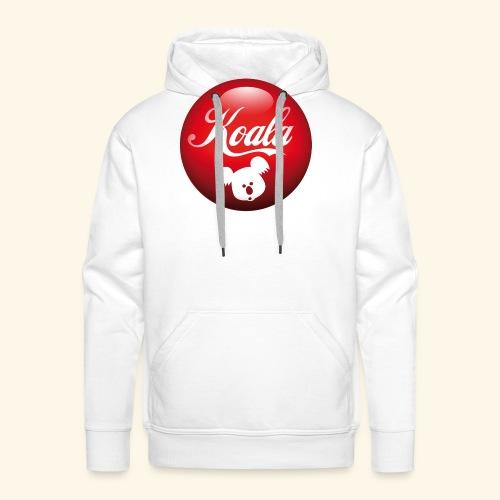 Koala T-Shirts - Männer Premium Hoodie