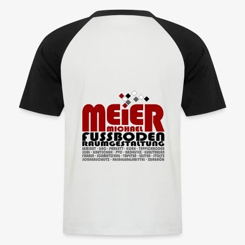 Modernes Vintage Shirt - Männer Baseball-T-Shirt