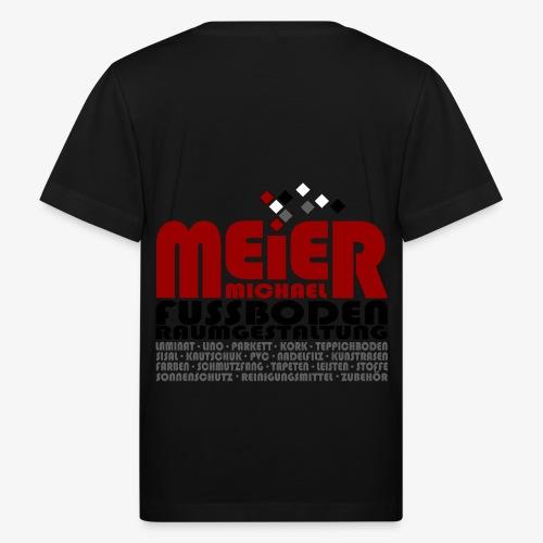 Modernes Vintage Shirt - Kinder Bio-T-Shirt
