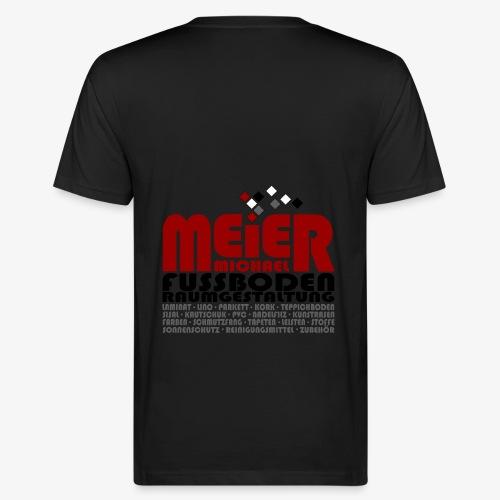 Modernes Vintage Shirt - Männer Bio-T-Shirt