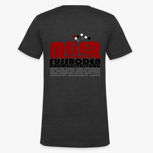 Modernes Vintage Shirt - Männer Bio-T-Shirt mit V-Ausschnitt von Stanley & Stella