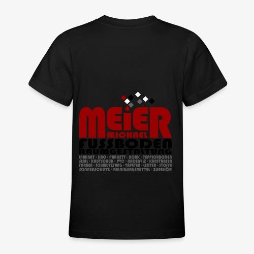 Modernes Vintage Shirt - Teenager T-Shirt