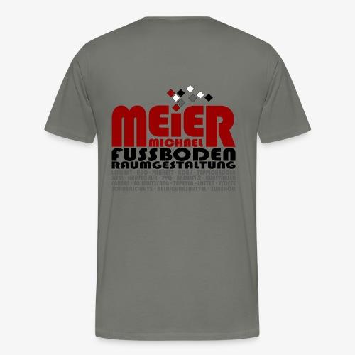 Modernes Vintage Shirt - Männer Premium T-Shirt