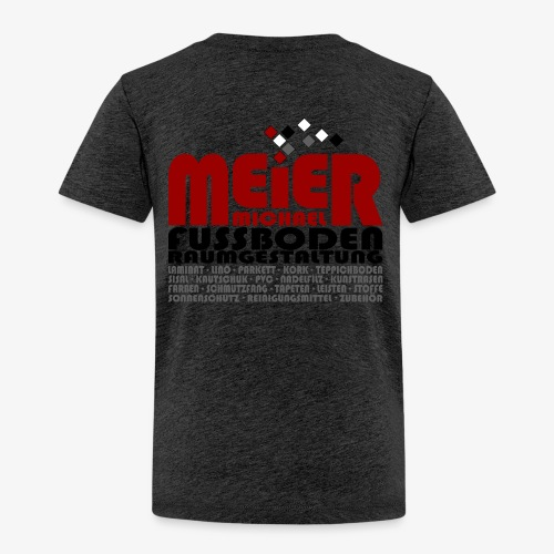 Modernes Vintage Shirt - Kinder Premium T-Shirt