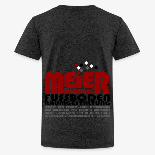 Modernes Vintage Shirt - Teenager Premium T-Shirt