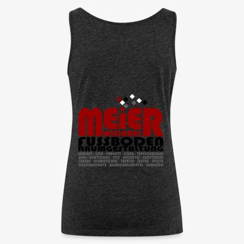 Modernes Vintage Shirt - Frauen Premium Tank Top
