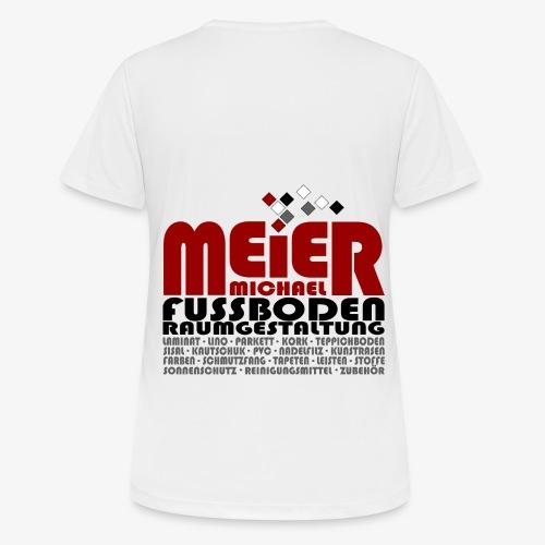 Modernes Vintage Shirt - Frauen T-Shirt atmungsaktiv