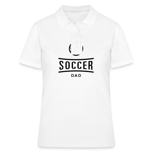 Soccer dad tee shirt football - Women's Polo Shirt
