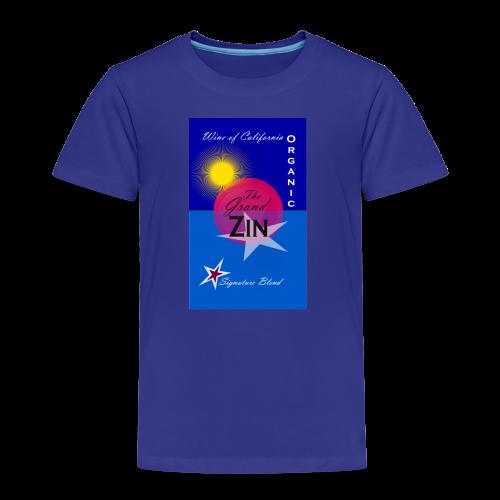 Summerwine - Premium-T-shirt barn