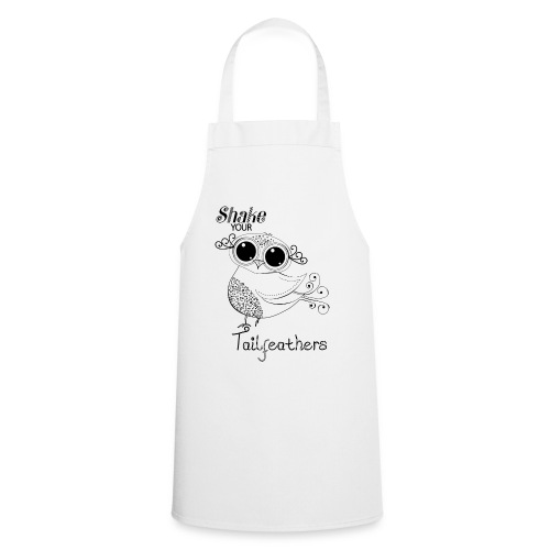 Shake Your Tailfeathers - Cooking Apron