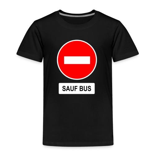 SAUF BUS - Kinder Premium T-Shirt