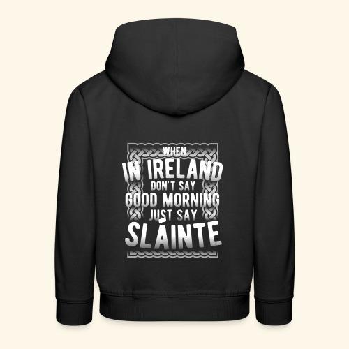 Ireland Shirt Sláinte