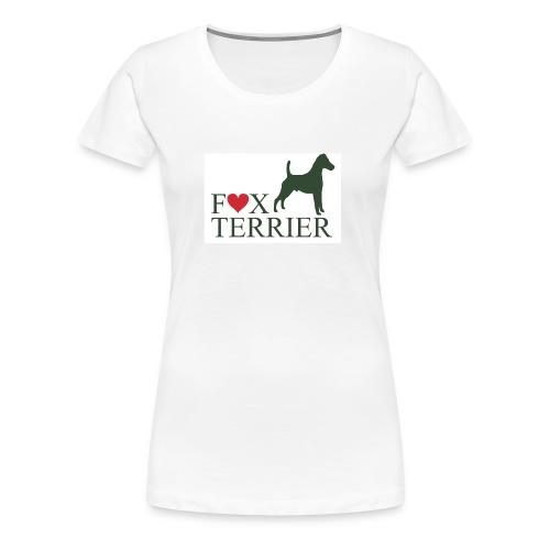 FT love casquette smooth  - Women's Premium T-Shirt