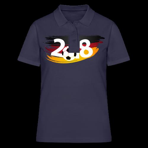Männer Fußball Shirt  - Women's Polo Shirt