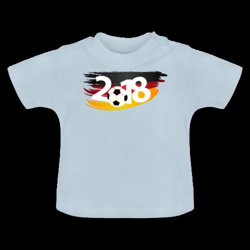 Männer Fußball Shirt  - Baby T-Shirt
