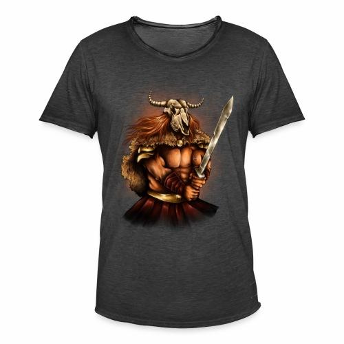Battle for Honor - Männer Vintage T-Shirt