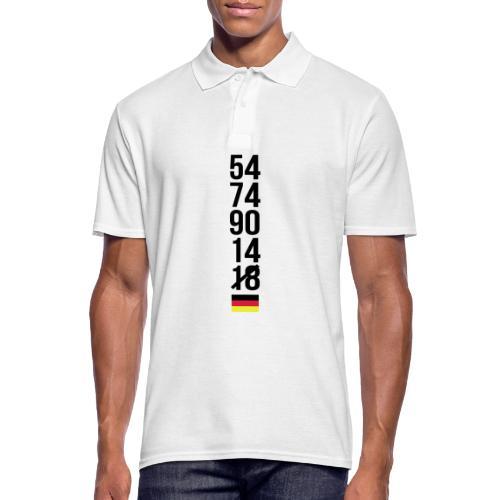 Niemcy nie mistrz świata 2018 – pierwsza runda Pozostałe - Männer Poloshirt