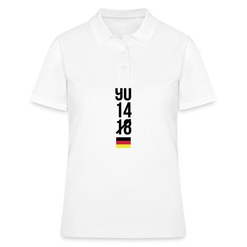 Niemcy nie mistrz świata 2018 – pierwsza runda Pozostałe - Frauen Polo Shirt