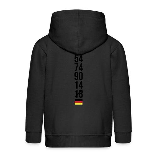 Niemcy nie mistrz świata 2018 – pierwsza runda Pozostałe - Kinder Premium Kapuzenjacke