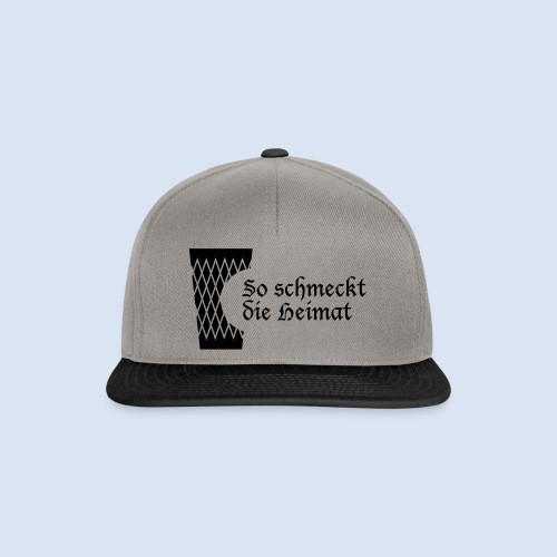FRANKFURT DESIGN iGeripptes mit Biss #Frankfurt - Snapback Cap