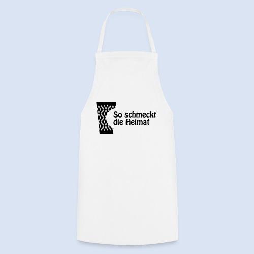 FRANKFURT DESIGN iGeripptes mit Biss #Geripptes - Kochschürze