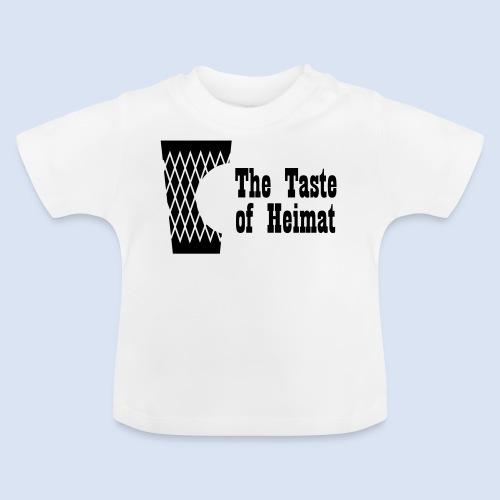 Frankfurt Design Bembeltown Geripptes Shirt - Baby T-Shirt