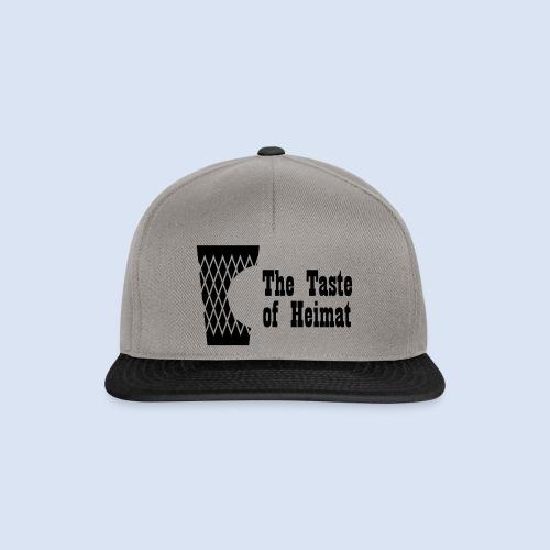 Frankfurt Design Bembeltown Geripptes Shirt - Snapback Cap