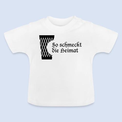 Bembel Design Frankfurt Design Geripptes - Baby T-Shirt