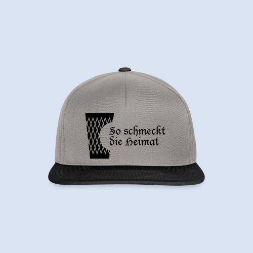 Bembel Design Frankfurt Design Geripptes - Snapback Cap