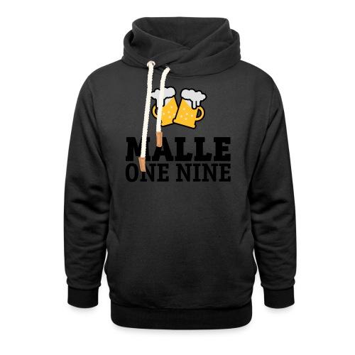 Malle 19-en nio T-shirts - Schalkragen Hoodie