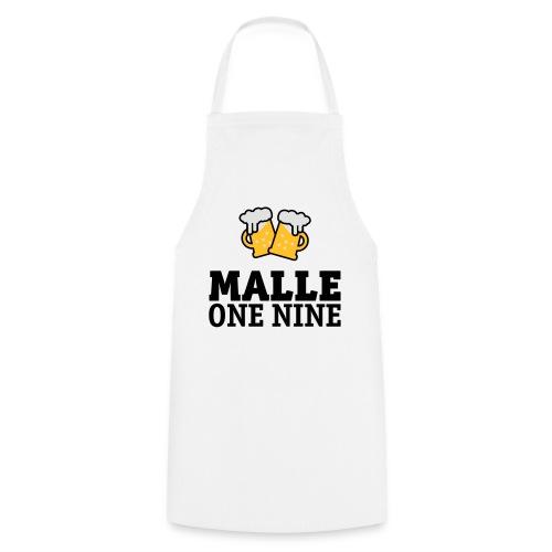Malle 19-en nio T-shirts - Kochschürze
