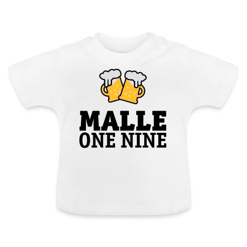 Malle 19-en nio T-shirts - Baby T-Shirt
