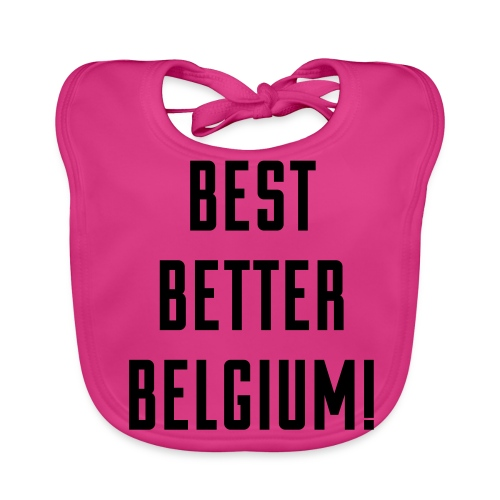 best better belgium België - Bavoir bio Bébé