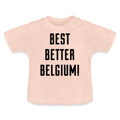 best better belgium België - T-shirt Bébé