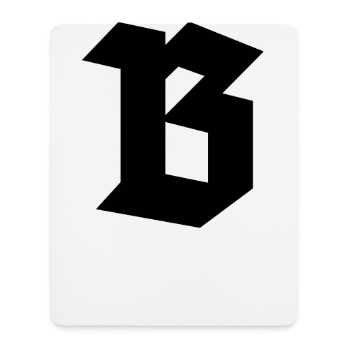 B van België - Belgium - Tapis de souris (format portrait)