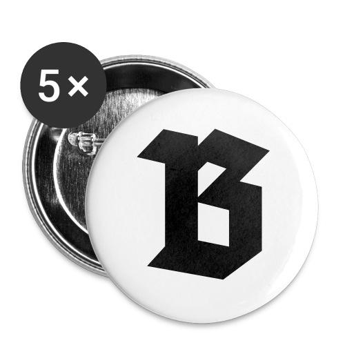 B van België - Belgium - Badge grand 56 mm