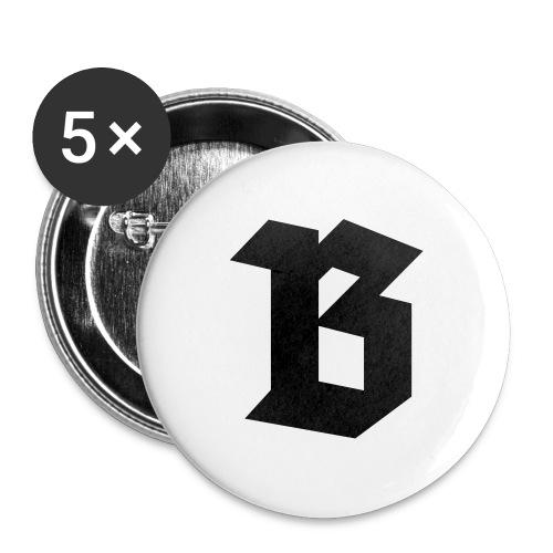B van België - Belgium - Badge moyen 32 mm