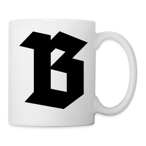 B van België - Belgium - Mug blanc