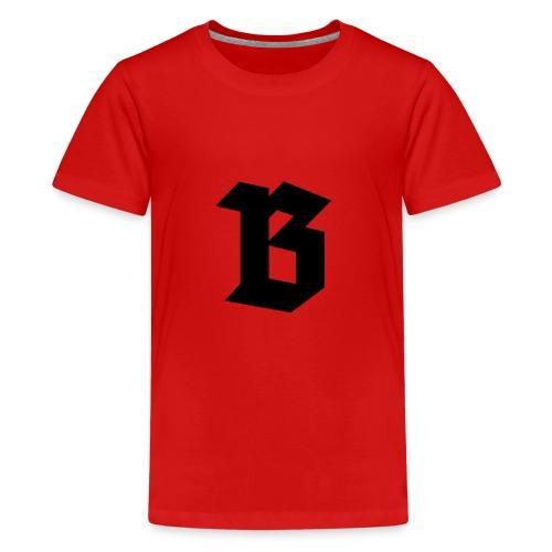 B van België - Belgium - T-shirt Premium Ado