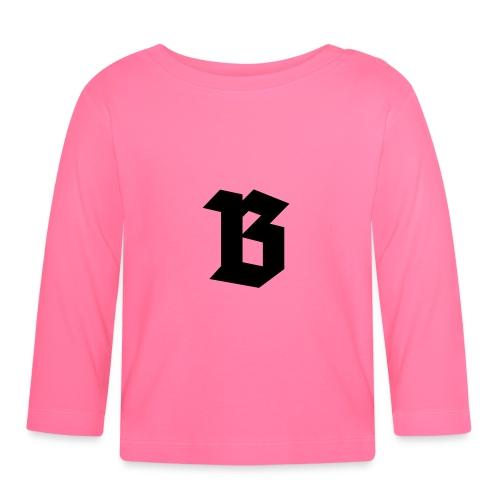B van België - Belgium - T-shirt manches longues Bébé