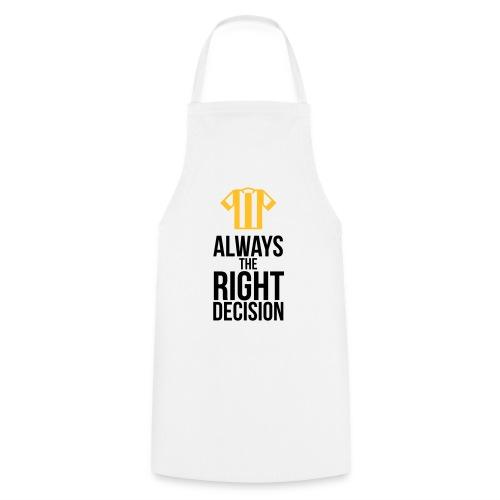 Schiedsrichter - immer die richtige Entscheidung T-Shirts - Kochschürze