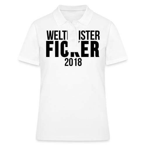 Weltmeister Ficker 2018 T-Shirts - Frauen Polo Shirt