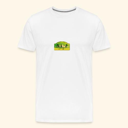 BBKB - BioBabyKurzarmBody - Männer Premium T-Shirt