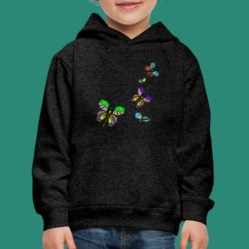 Schmetterlinge,Butterflies, T-shirt, - Kinder Premium Hoodie